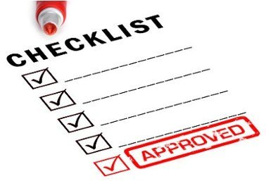 checklist-approved