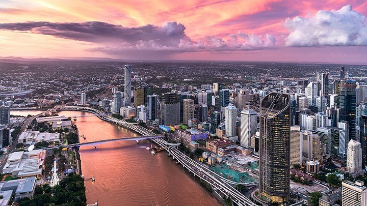 Brisbane Aerial Advantage Images - Uploaded September 2018